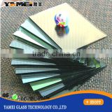 euro bronze reflective glass with good price CE ISO certificate for windows