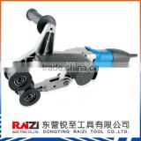 Electric Double Reduction Gear 900W VTC Pipe Belt Sander For Stainless Steel                                                                         Quality Choice