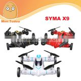 SYMA X9 newest drone walking&flying rc quad copter multifunctional popular than x5sw