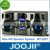 Hot Model Micro Hifi Audio System with USB SD Slot