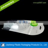 0.3mm PVC clamshell packaging box with printing