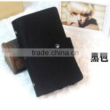 Factory directly sale fashion felt card bag small craft felt bag