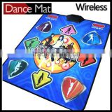Dancing Step Dance Game Mat Pad for PC TV Wireless