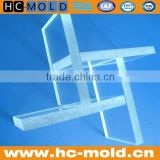 China manufacturer custom organic glass cnc cutting