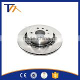 Grey Iron HT250 Auto Spare Parts Brake Drum Disc
