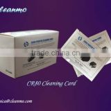 CR80 cleaning card for Bank ATM machine