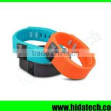 Hot Selling Fashion Smart Stainless Steel LED Bracelet Wristband Pedometer for Promotion Gifts