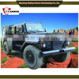 Alibaba China supplier armored anti-riot vehicle / b6 armored vehicle