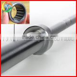 Gym Crossfit Barbell Olympic Standard Chrome Bar with Bearing                                                                         Quality Choice
