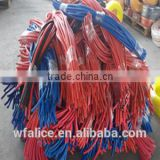 fiber reinforced pvc twin argon gas hose