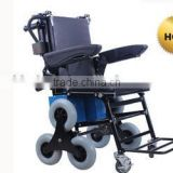 new design Electric stair climbing wheelchair,stair climbing wheel chair,wheel chair on
