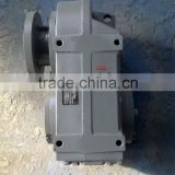 Hot Sale High Quality High-precision industrial gearboxes Foot Mounted Solid Shaft geared motor