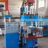 PLC Controller Fully Automatic Rubber Injection Moulding Machine / Silicone Rubber Pressure Molding Machine