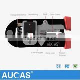 Aucas Manufacture Multi-Purpose Wire Stripper Cutter Crimp Tools,RJ45/11/12 Wire Crimping Tools / Crimper