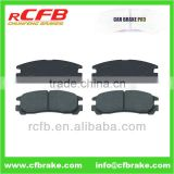 CAR PART BRAKE PAD FOR MITSUBISHI Galant,Magna,Santamo