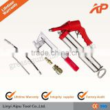 Dual-Use Air Grease Gun(Model LD803), transform to hand grease gun by changing handle&head cap,