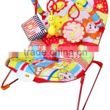Animal Paradise Baby Bouncer, light weighted musical baby rocker cradles with lovely toys