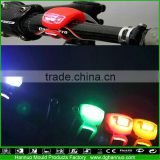 Good Quality with super bright led bicycle helmet light/children bicycle parts (OEM WELCOME)