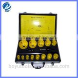 16pc Bi-Metal Hole Saw Set