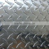 aluminum tread plate non-slip floor in automobiles airplanes light rails vehicle steps stair treads elevators garages wor