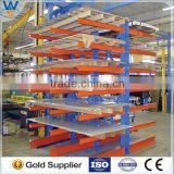 Competitive Price- Adjustable Warehouse Cantilever Rack/Cantilever arm rack good for storage long or heavy materials