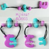 Environmental Silicone Bracelet Silicone Beads For Jewelry