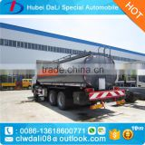 China factory supplier for new dongfeng 6*4 fuel tanker truck/oil tanker truck sale