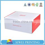 Customized sizes corrugated packaging paper carton box /carton packaging box                                                                         Quality Choice