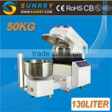 2015 new type high speed commercial bakery stainless steel wheat flour mixer machine price