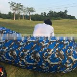 2016 Hot Selling Fast filling Outdoor Inflatable Lazy Sleeping Air Bag / Fashional Air Lounge Sofa outdoor laybag