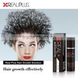 P Top quality Private label China extra strength version Real plus hair growth spray 10mL hair serum spray