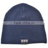 Winter Warm High End Cashmere Hat with call talking function for 2015 Christmas gifts