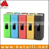 New Product Silicone Case Wholesale Electronic Cigarette Battery Cloupor Mini Silicone Protective Case