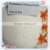 Factory supply KNO3 Potassium Nitrate Fertilziers 99%