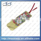 manufacture personalized metal etched brass customized paper bookmark                                                                         Quality Choice
