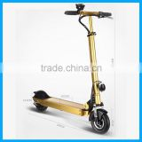 HTOMT 2016 NEW STYLE Balance Electric Scooter with handle and auto balance two wheel scooter approved by UL60950-1