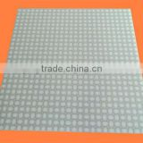 Luxury hot stamping pvc ceiling panel decorative pvc rock wall panels lightweight pvc ceiling panel