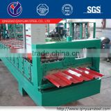top quality manufacturer metal cold roll forming machine, zinc roofing sheet making machine                                                                         Quality Choice