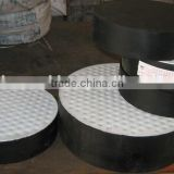 Elastomeric Bridge Bearings pad, min railway bearings