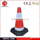 Rubber Flexible Taffic Safety Cones