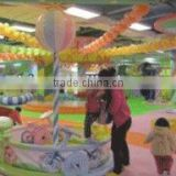 Kid Indoor Soft Playground,Children's Play Equipment,Indoor Playhouse BH12408