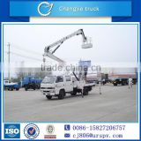 Hot selling JMC brand 4X2 16M overhead working truck factory China