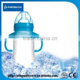 cheap milk bottles for sale food grade silicone milk bottle chemical resistance Baby Bottle