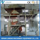 Light Weight Granule Thermal insulation perlite mortar production line