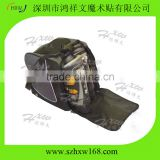 Large capacity hitching shoulder straps ski boot ski carrier bag