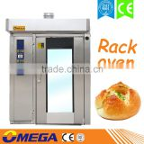 Industrial Bread Making Machine,electricity/diesel oil/gas Oven,Rotary Rack(manufacturer CE&ISO 9001)