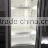 cold drink refrigerator for Supermarket or convenience stores use