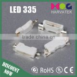 led light diffuser lens 335 Side-View White LED Standard