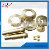 hot sale brass nut ,Hex Head Brass Bolt