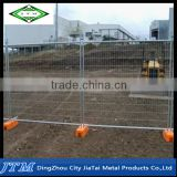 (17 years factory)Decorative temporary fence for building construction
